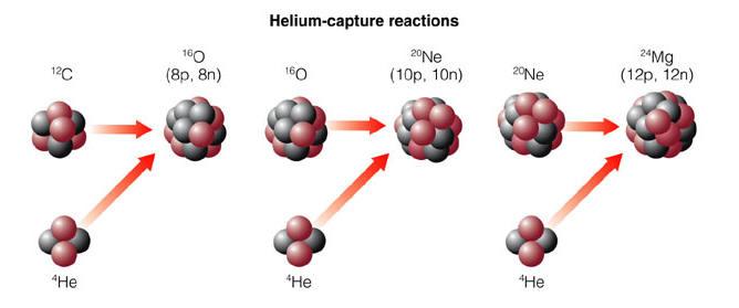 proton capture nucleosynthesis