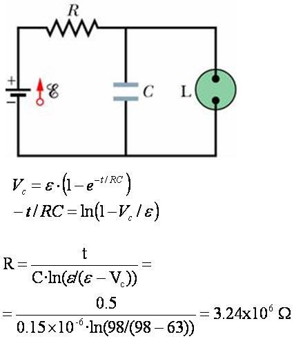 RLC circuits: time dependence